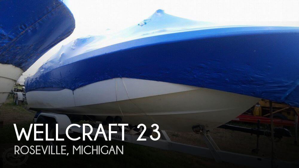 Used Wellcraft 23 Boats For Sale by owner | 1994 Wellcraft 23
