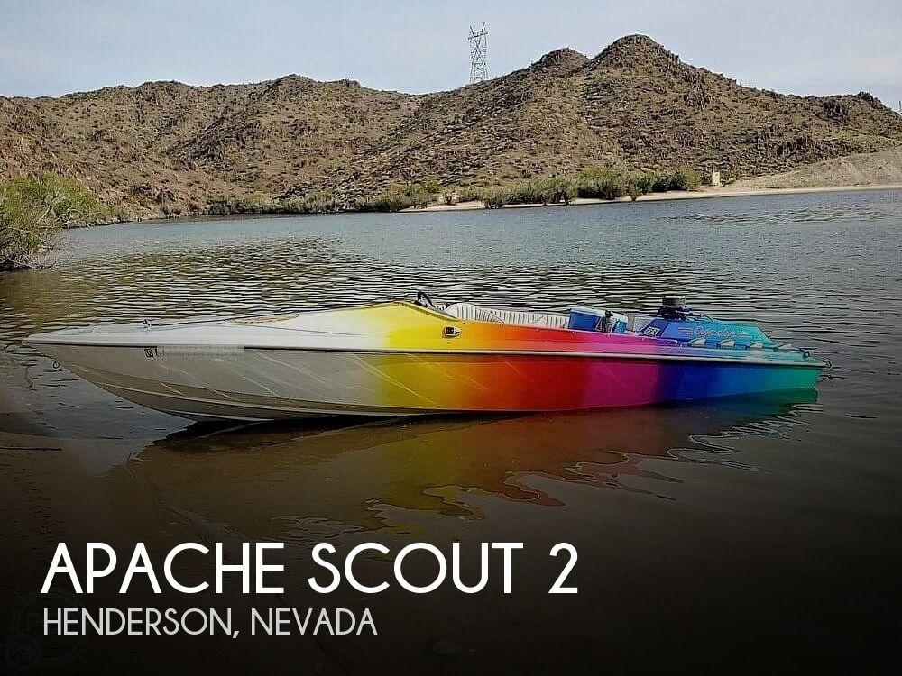 1986 Apache Scout 2
