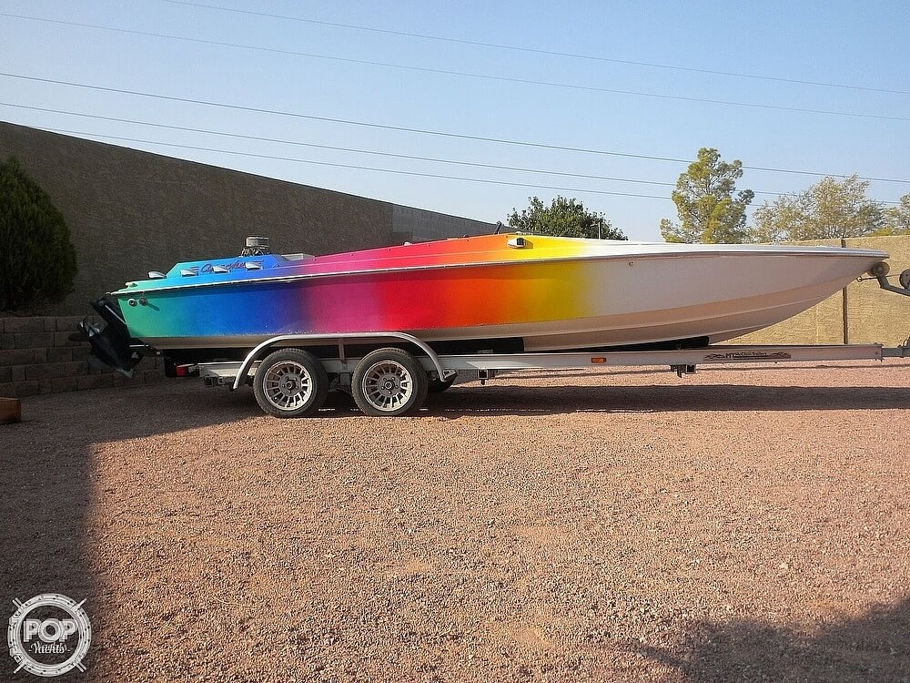 1986 Apache Powerboats boat for sale, model of the boat is Scout 2 & Image # 5 of 40