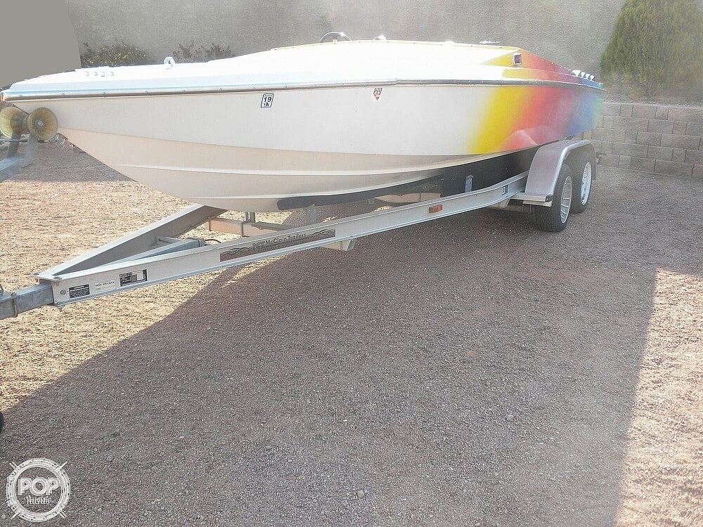 1986 Apache Powerboats boat for sale, model of the boat is Scout 2 & Image # 30 of 40