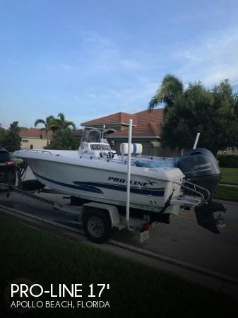 Used Ski Boats For Sale by owner | 2000 Pro-Line 17 Center Console