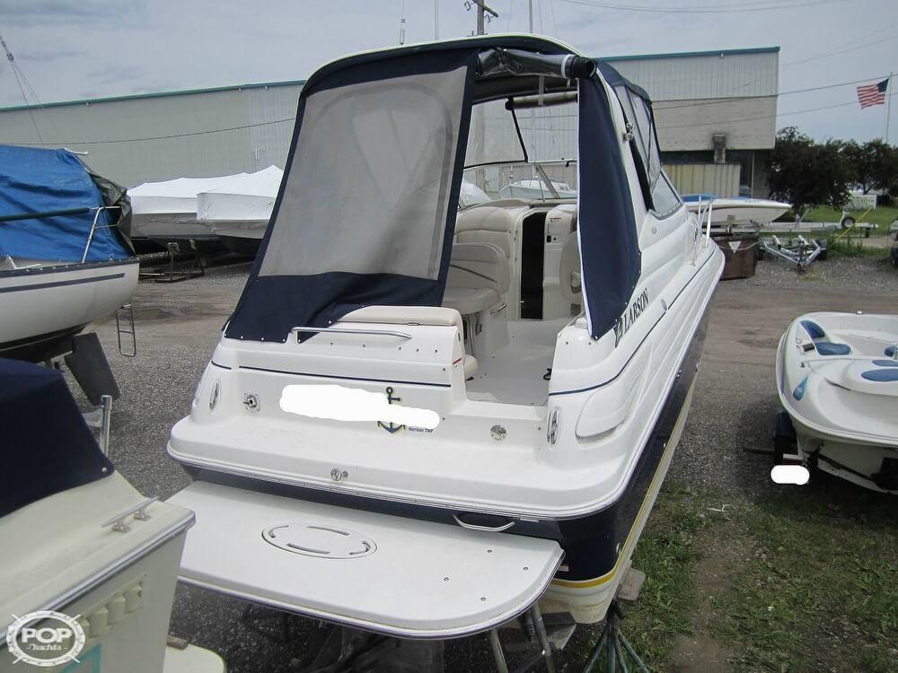 2005 Larson boat for sale, model of the boat is Cabrio 260 & Image # 21 of 40