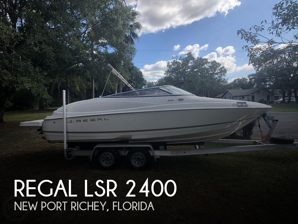 Used Regal 40 Boats For Sale by owner | 2003 Regal LSR 2400