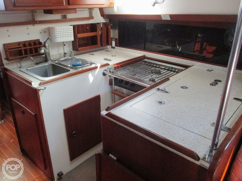 1982 Pearson boat for sale, model of the boat is 424 & Image # 8 of 40