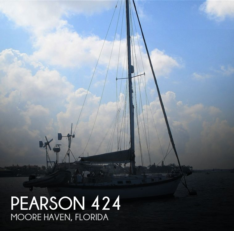 Used Pearson Sailboats For Sale by owner | 1982 Pearson 424