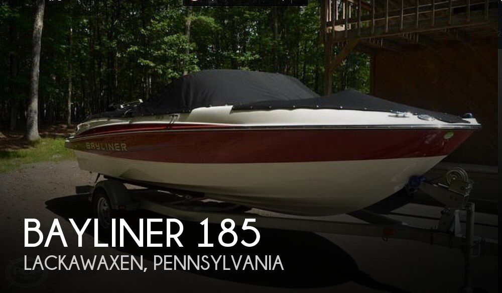 Used Bayliner 18 Boats For Sale in Pennsylvania by owner | 2012 Bayliner 18