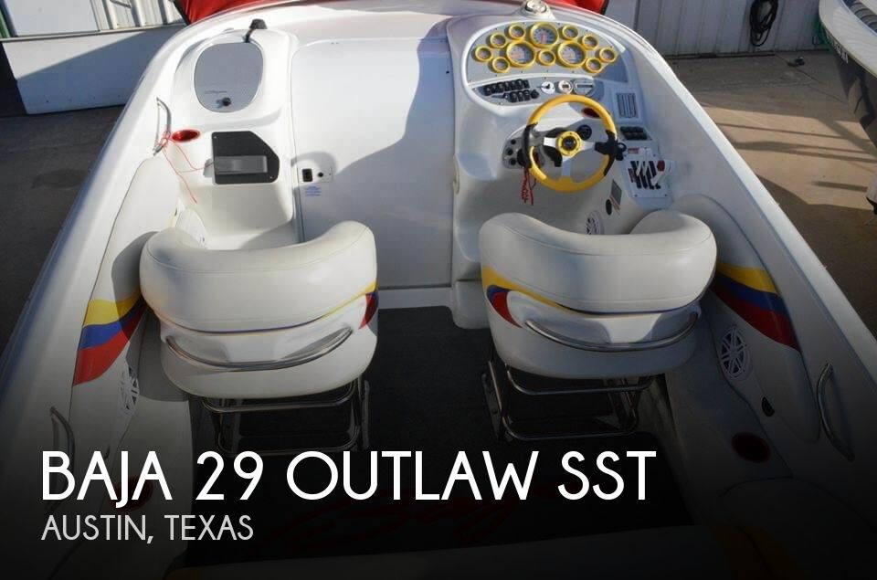 Used Boats For Sale in Killeen, Texas by owner | 2002 Baja 29