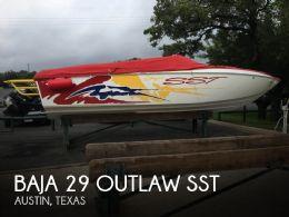 2002 Baja 29 Outlaw SST