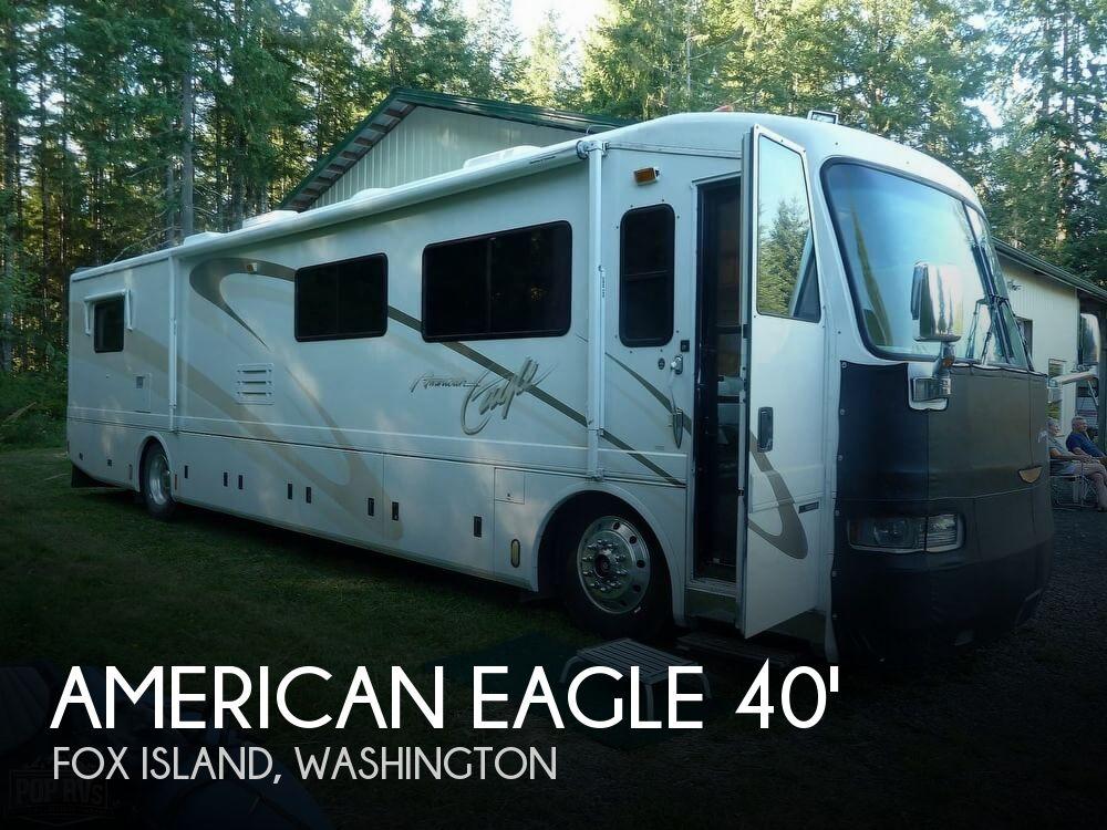 2000 Fleetwood American Eagle 40ENS