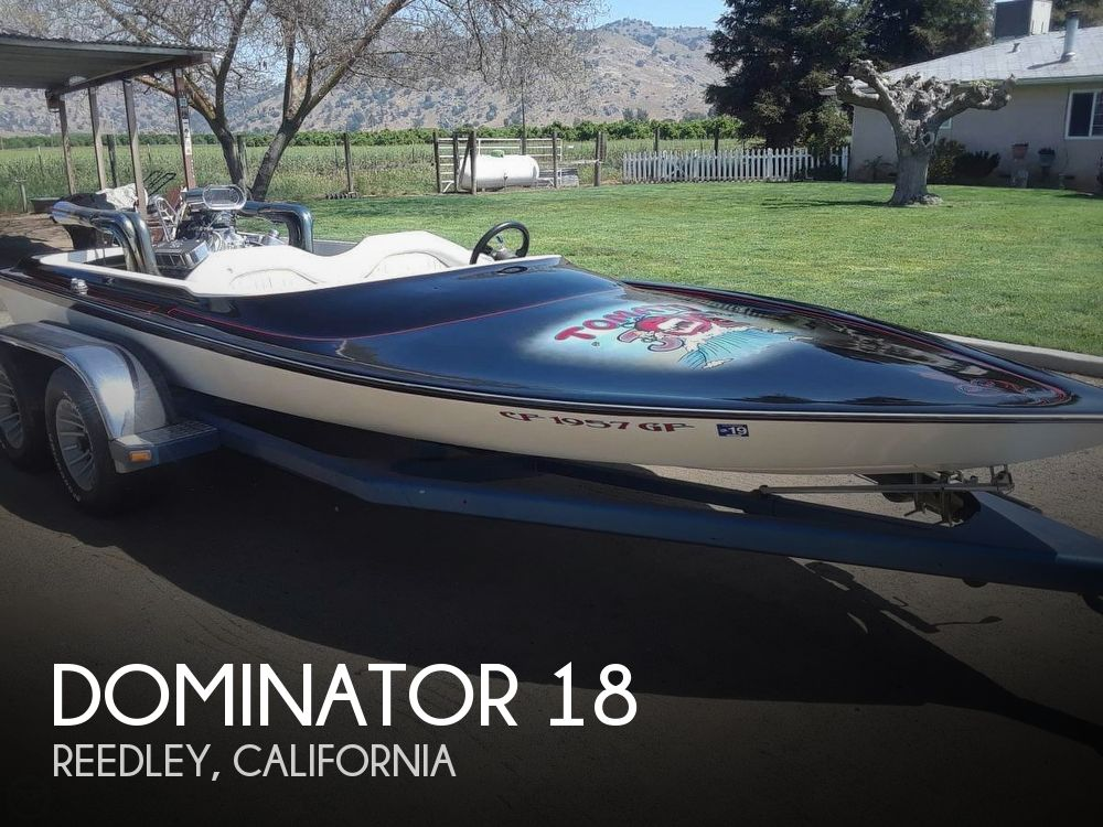 Used Dominator Boats For Sale by owner | 1977 Dominator 18