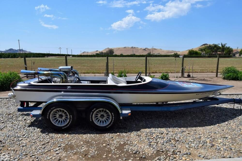 1977 Dominator boat for sale, model of the boat is 18 & Image # 2 of 40