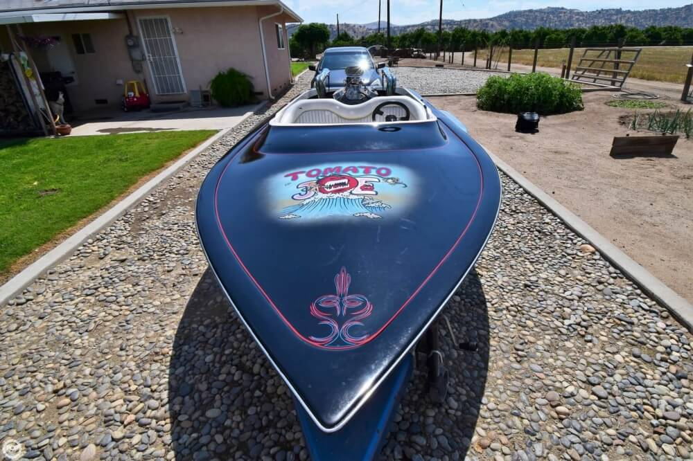1977 Dominator boat for sale, model of the boat is 18 & Image # 4 of 41