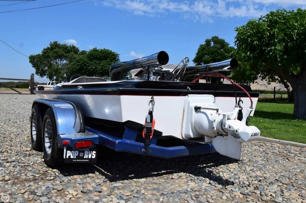 1977 Dominator boat for sale, model of the boat is 18 & Image # 5 of 41