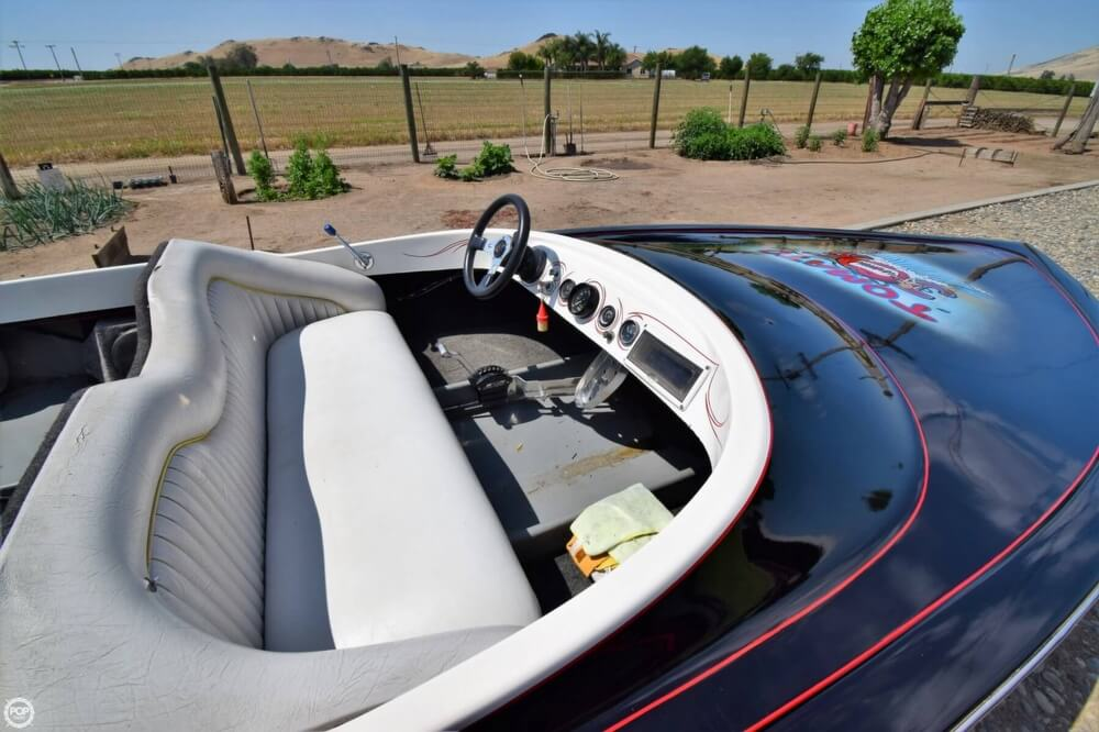 1977 Dominator boat for sale, model of the boat is 18 & Image # 7 of 41