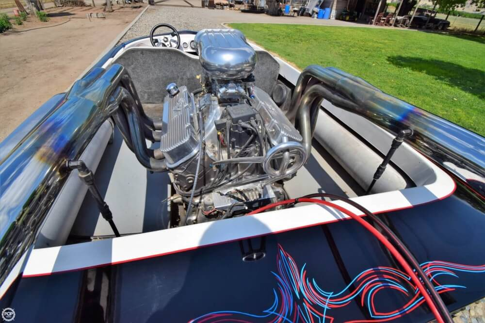 1977 Dominator boat for sale, model of the boat is 18 & Image # 9 of 41