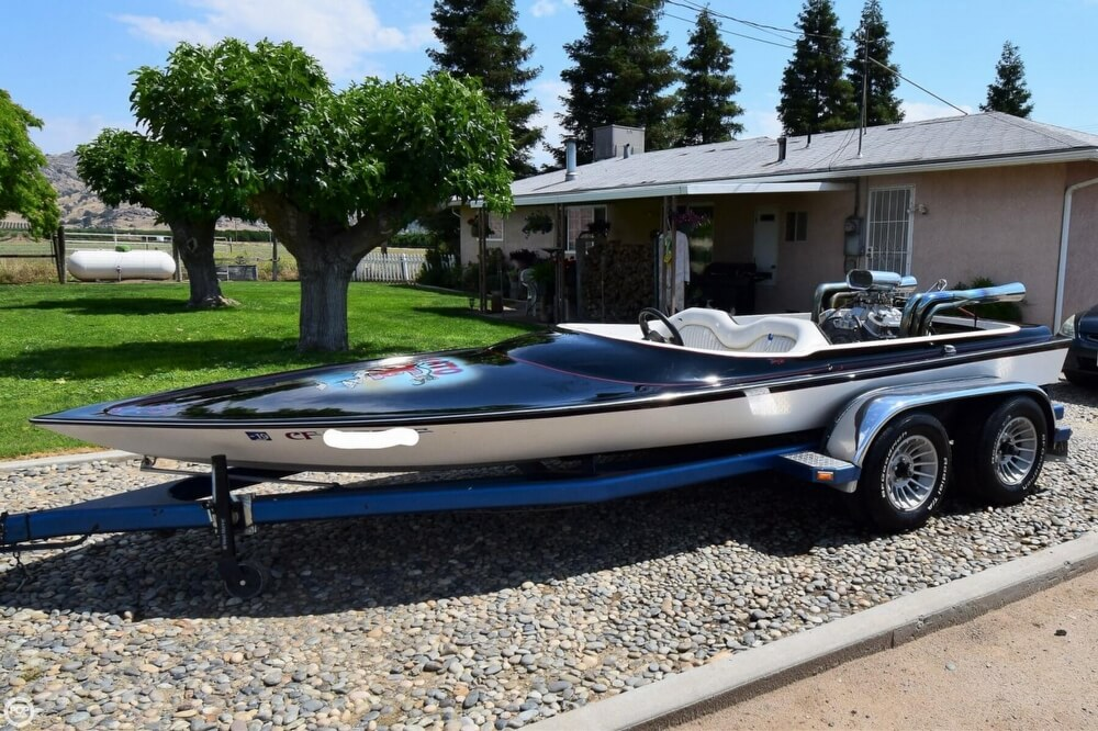 1977 Dominator boat for sale, model of the boat is 18 & Image # 12 of 40