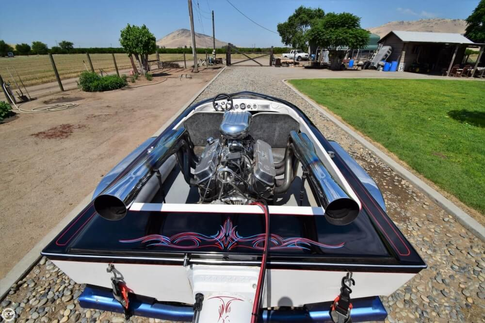 1977 Dominator boat for sale, model of the boat is 18 & Image # 14 of 41