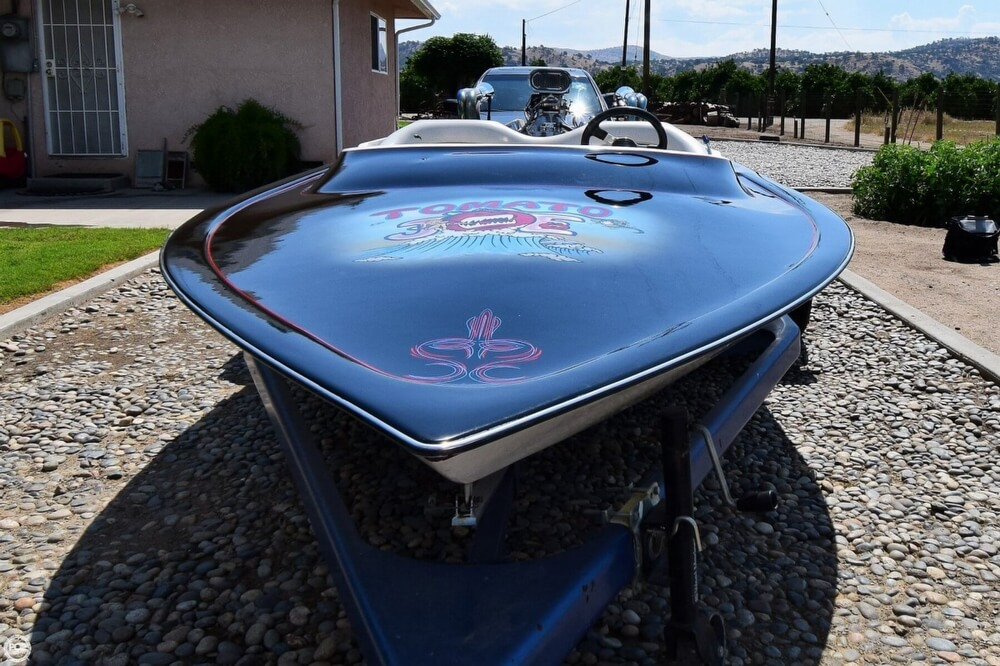 1977 Dominator boat for sale, model of the boat is 18 & Image # 18 of 41