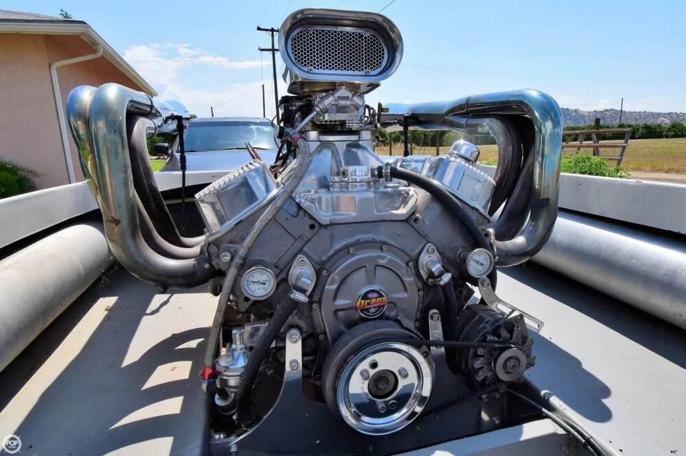 1977 Dominator boat for sale, model of the boat is 18 & Image # 19 of 41