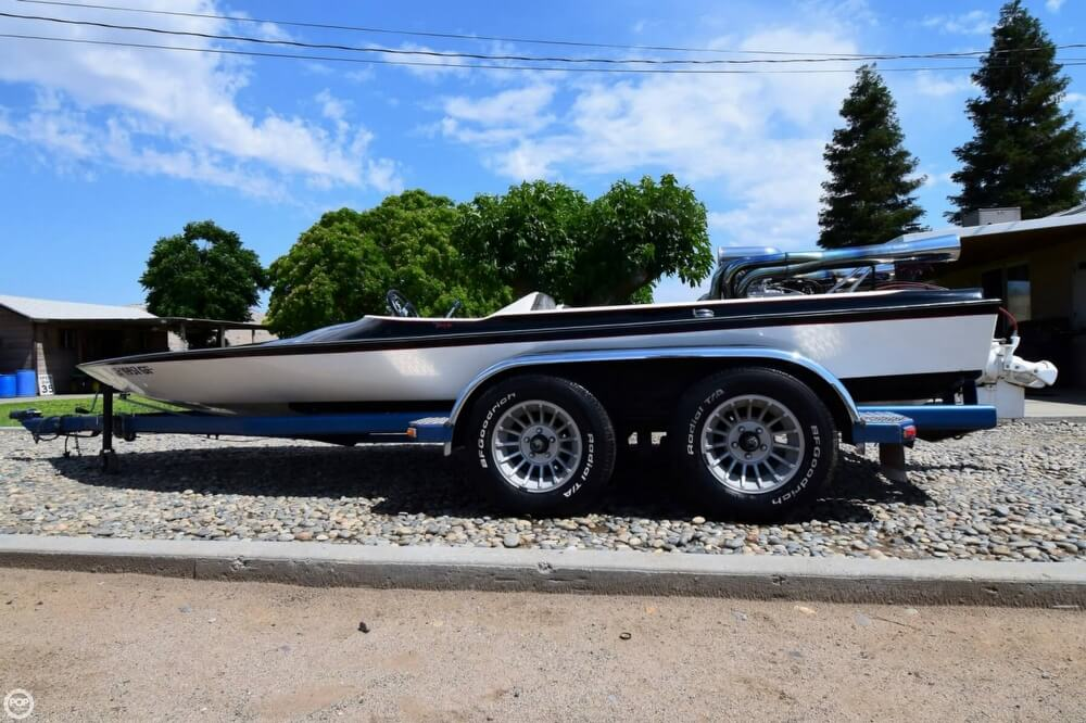 1977 Dominator boat for sale, model of the boat is 18 & Image # 21 of 40