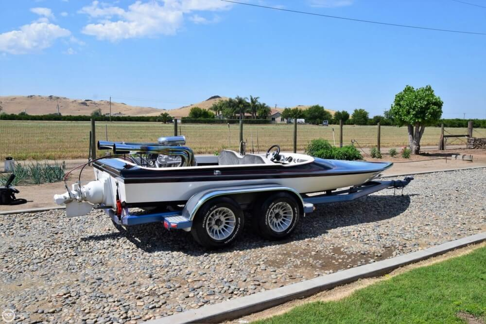 1977 Dominator boat for sale, model of the boat is 18 & Image # 24 of 41