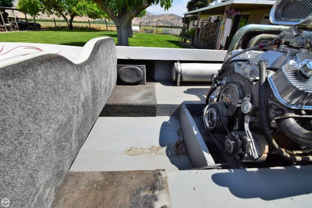 1977 Dominator boat for sale, model of the boat is 18 & Image # 30 of 41
