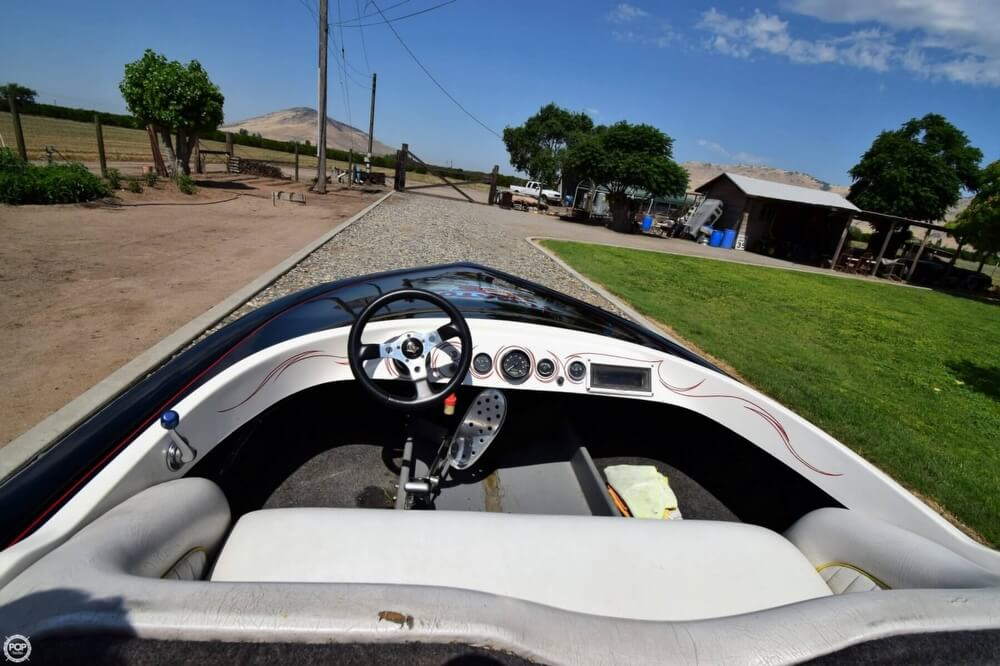 1977 Dominator boat for sale, model of the boat is 18 & Image # 32 of 41
