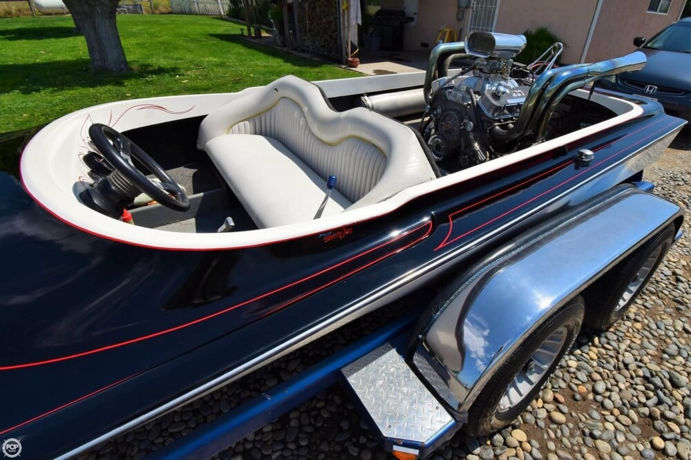 1977 Dominator boat for sale, model of the boat is 18 & Image # 35 of 41