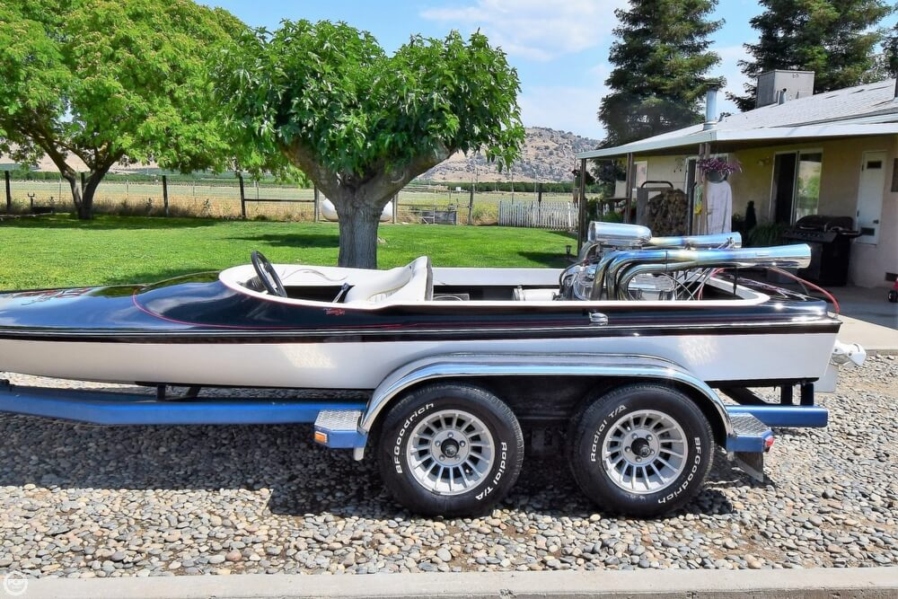 1977 Dominator boat for sale, model of the boat is 18 & Image # 36 of 41