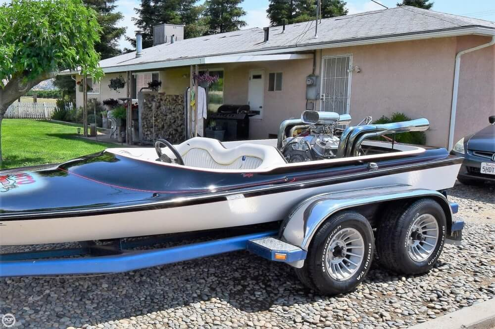 1977 Dominator boat for sale, model of the boat is 18 & Image # 37 of 41