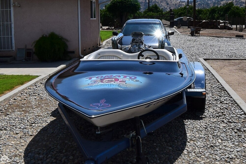 1977 Dominator boat for sale, model of the boat is 18 & Image # 38 of 41