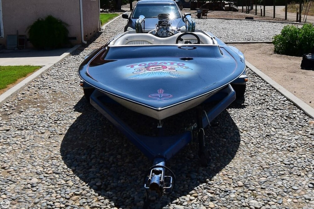 1977 Dominator boat for sale, model of the boat is 18 & Image # 39 of 41