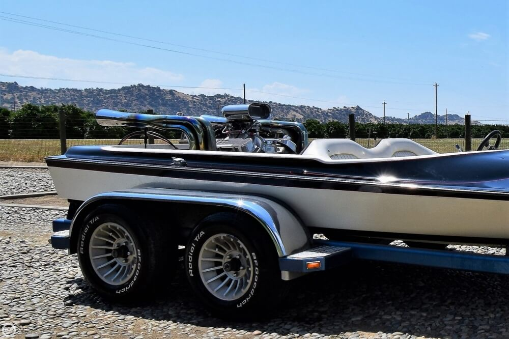 1977 Dominator boat for sale, model of the boat is 18 & Image # 40 of 41