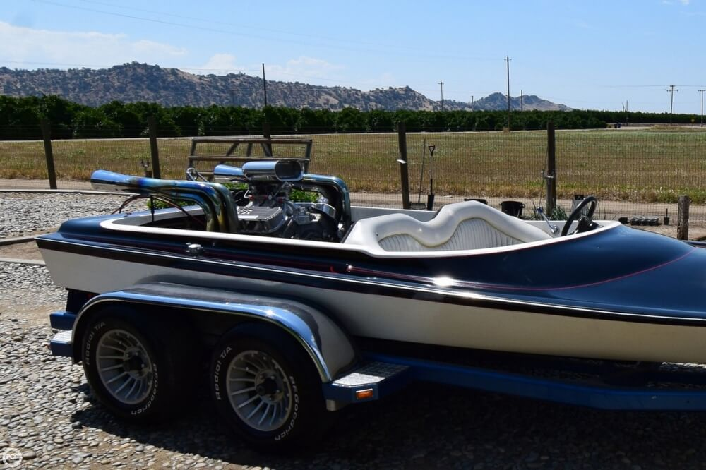 1977 Dominator boat for sale, model of the boat is 18 & Image # 40 of 40