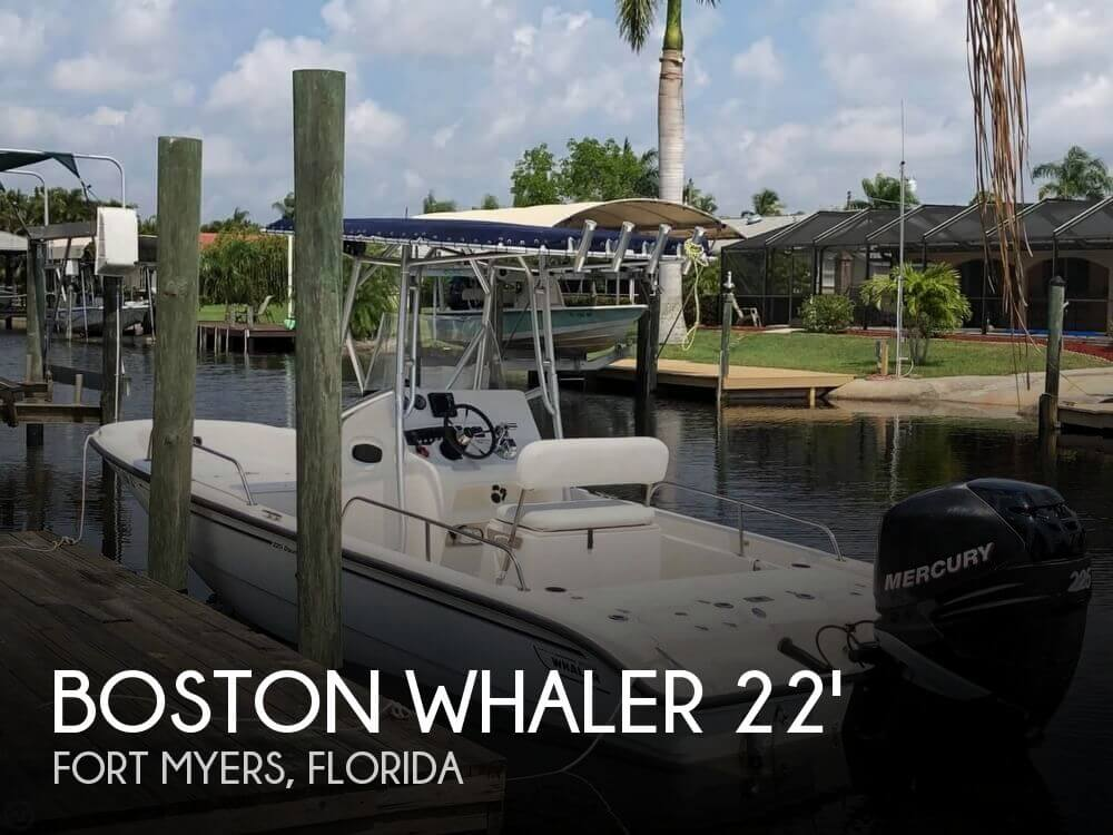Used Boston Whaler 22 Boats For Sale by owner | 2007 Boston Whaler 22