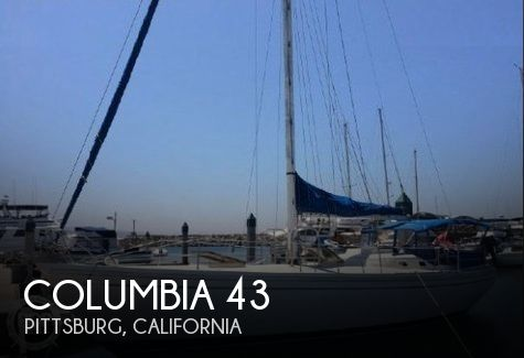 Used Columbia Boats For Sale by owner | 1974 Columbia 43