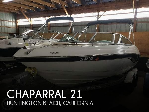 Used Chaparral 21 Boats For Sale by owner | 2006 Chaparral 21