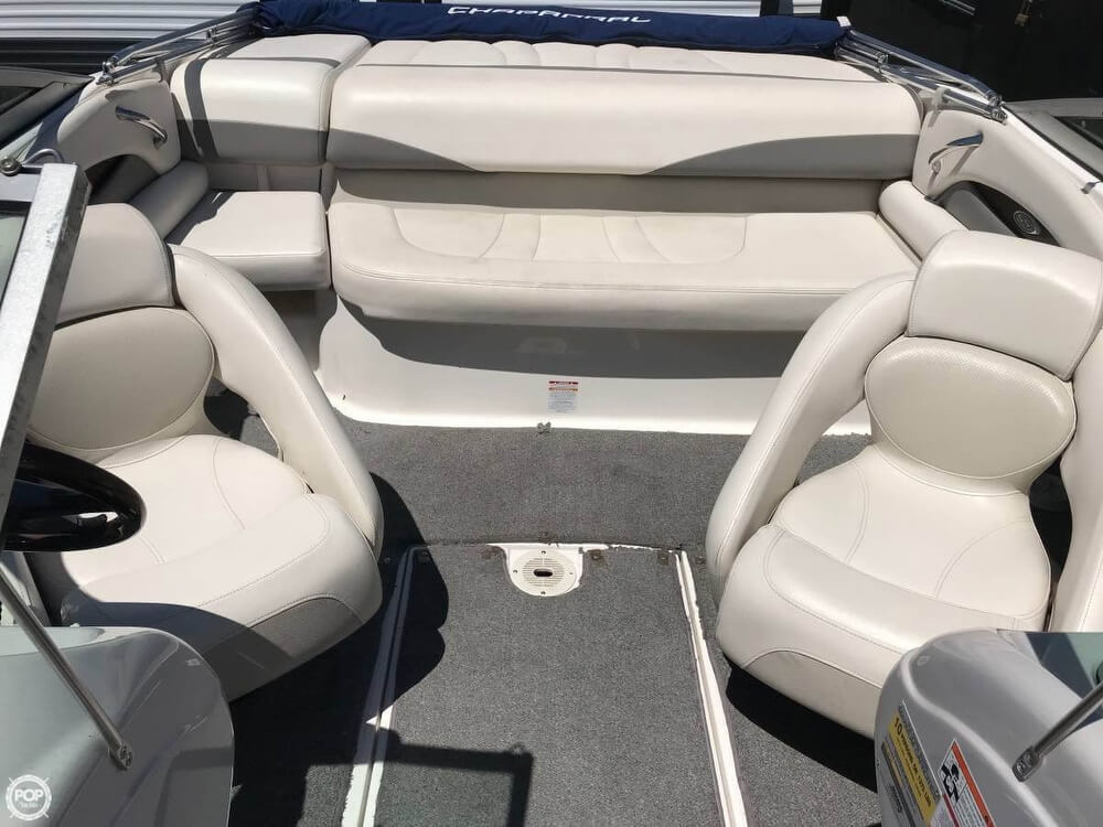 2006 Chaparral boat for sale, model of the boat is 204 SSI & Image # 4 of 41