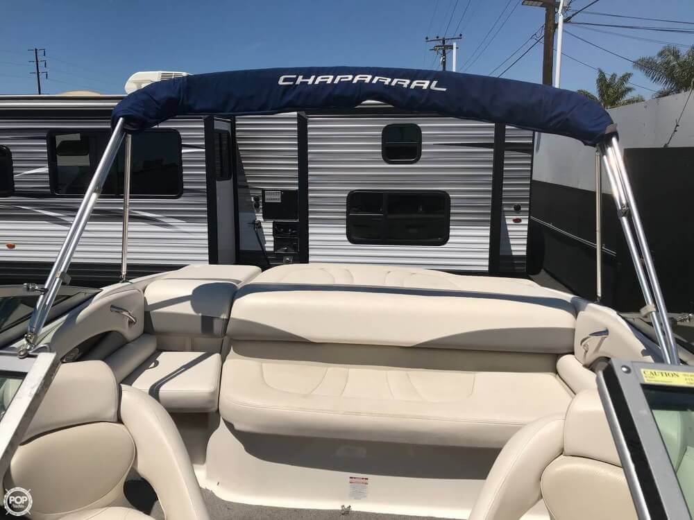 2006 Chaparral boat for sale, model of the boat is 204 SSI & Image # 15 of 41