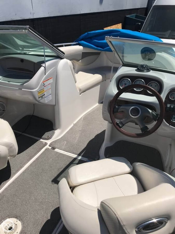 2006 Chaparral boat for sale, model of the boat is 204 SSI & Image # 17 of 41