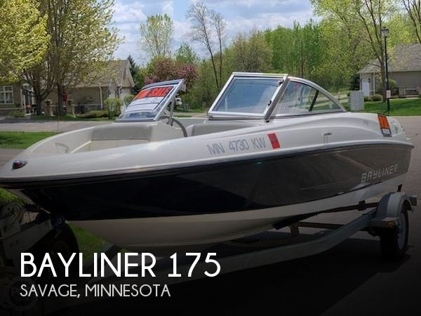 Used Bayliner Boats For Sale in Minnesota by owner | 2012 Bayliner 17