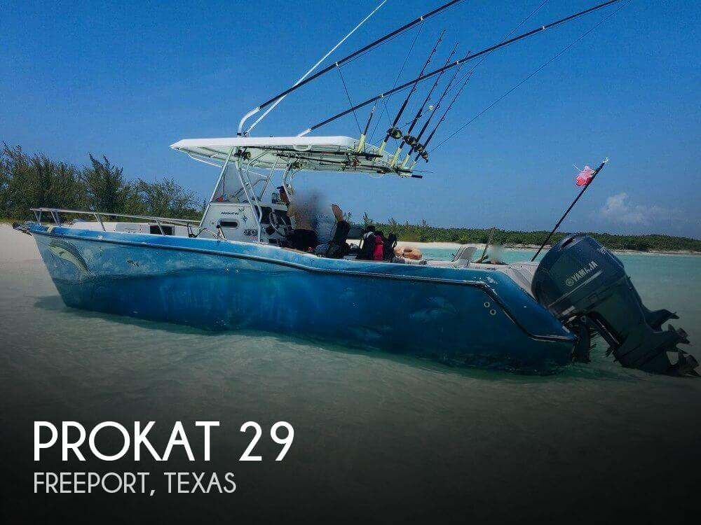 Used ProKat Boats For Sale by owner | 2001 ProKat 29