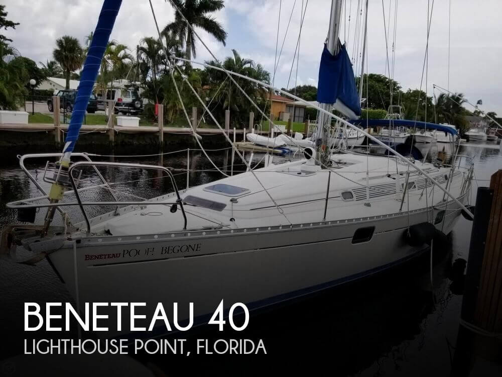 Used Beneteau Sailboats For Sale in Florida by owner | 1993 Beneteau 40