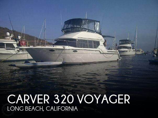 Used Carver 35 Boats For Sale by owner | 1996 Carver 35