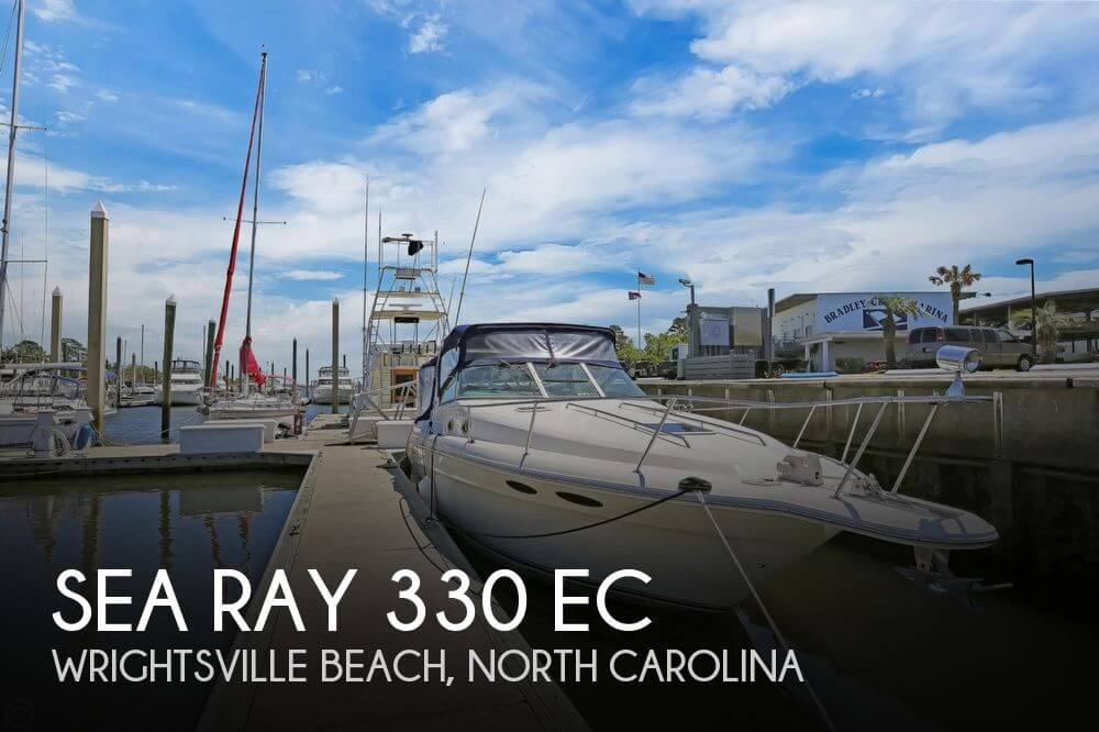 Used Sea Ray Boats For Sale in North Carolina by owner | 1994 Sea Ray 33