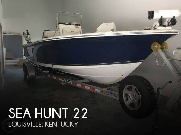 Used Boats For Sale in Louisville, Kentucky by owner   2012 Sea Hunt 22