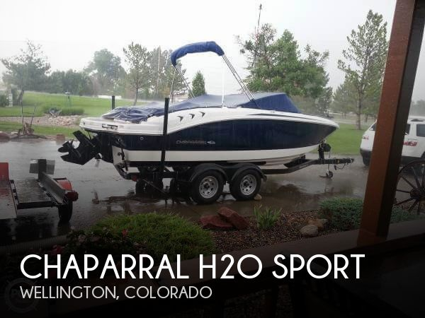 Used Boats For Sale in Boulder, Colorado by owner | 2015 Chaparral 21