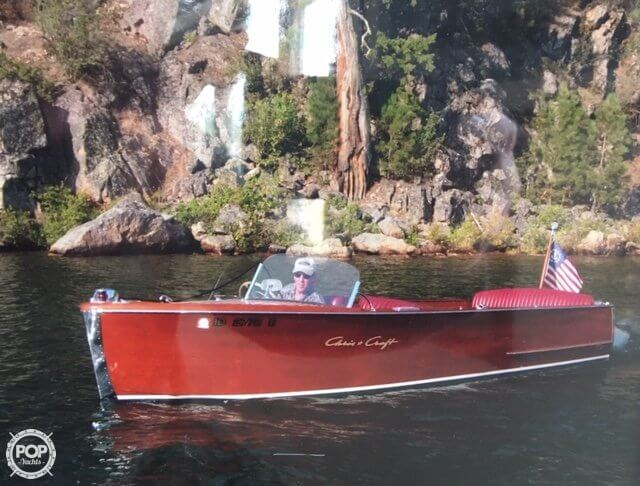1951 Chris Craft boat for sale, model of the boat is Sportsman & Image # 3 of 40