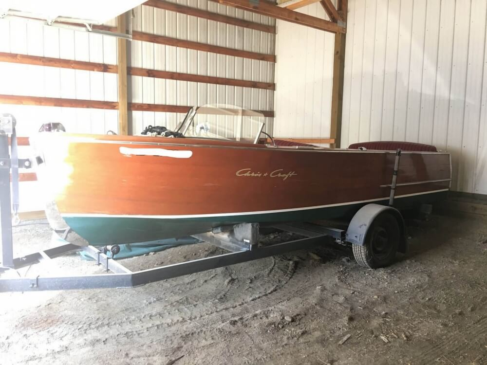 1951 Chris Craft boat for sale, model of the boat is Sportsman & Image # 16 of 40