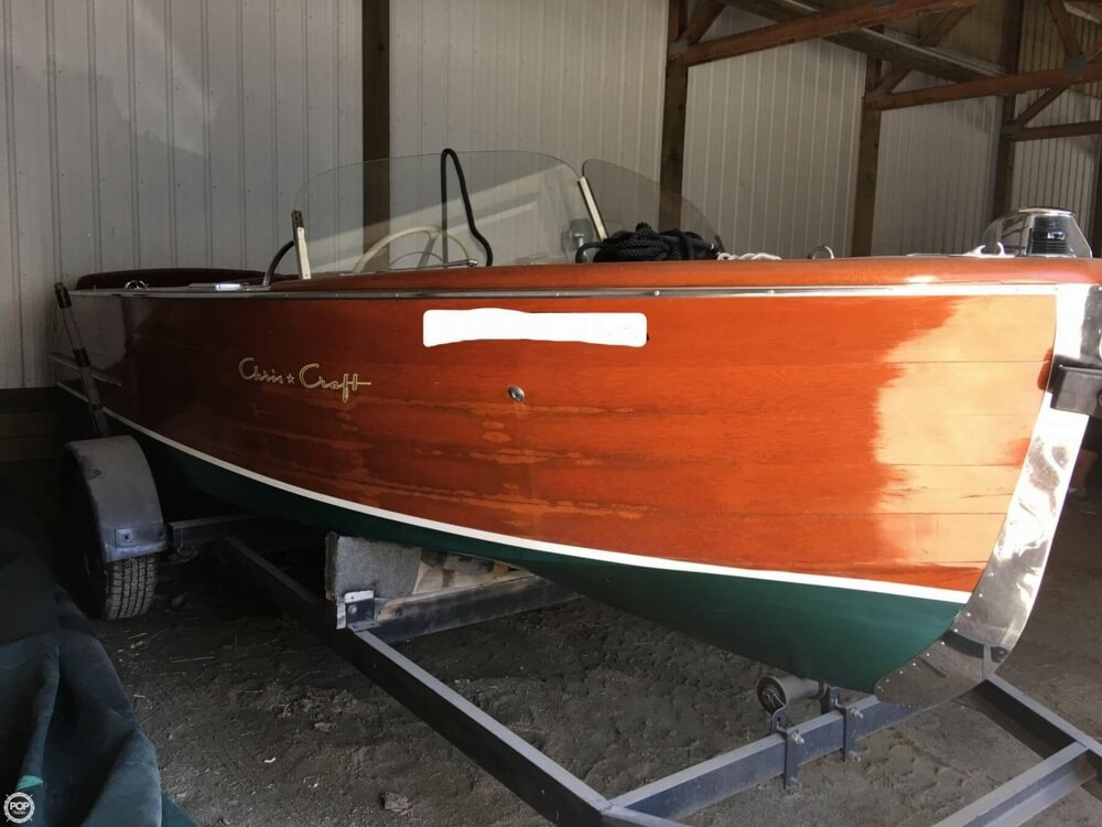 1951 Chris Craft boat for sale, model of the boat is Sportsman & Image # 2 of 40